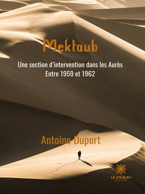 cover image of Mektoub