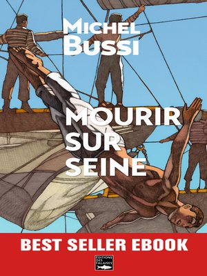 cover image of Mourir sur Seine