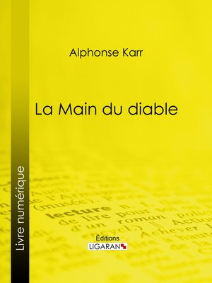 cover image of La Main du diable