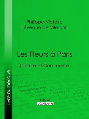 cover image of Les Fleurs à Paris