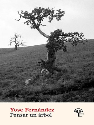 cover image of Pensar un árbol
