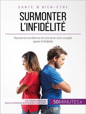 cover image of Surmonter l'infidélité
