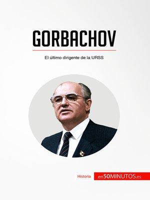 cover image of Gorbachov