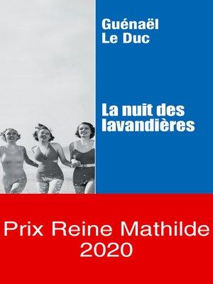 cover image of La nuit des lavandières