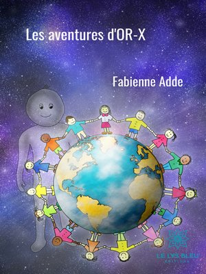 cover image of Les aventures d'OR-X