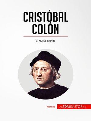 cover image of Cristóbal Colón