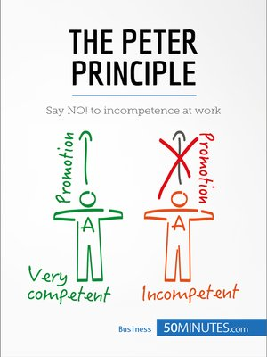 cover image of The Peter Principle