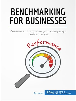 cover image of Benchmarking for Businesses