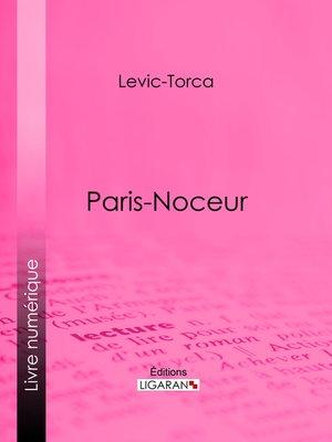 cover image of Paris-noceur
