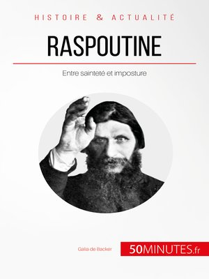 cover image of Raspoutine