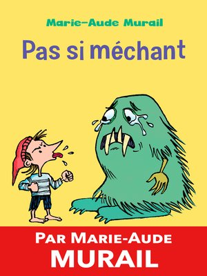 cover image of Pas si méchant