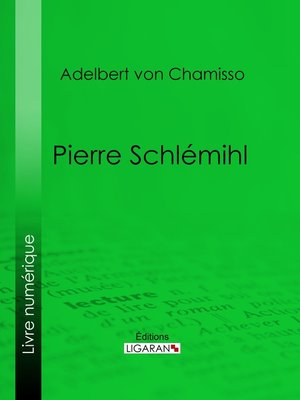 cover image of Pierre Schlémihl