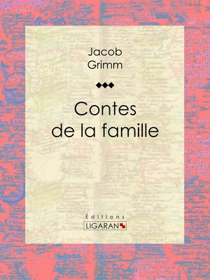 cover image of Contes de la famille