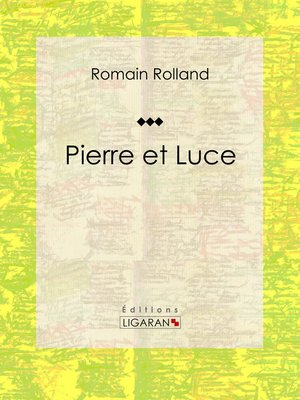 cover image of Pierre et Luce