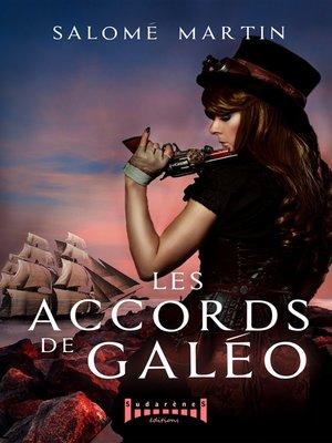cover image of Les accords de Galéo