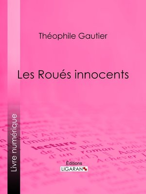 cover image of Les Roués innocents