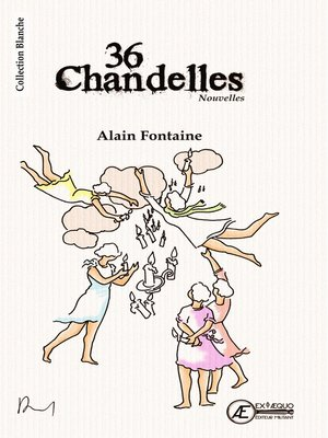 cover image of 36 chandelles
