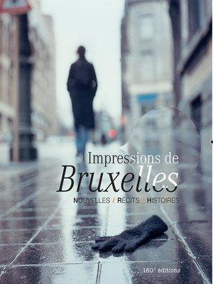 cover image of Impressions de Bruxelles