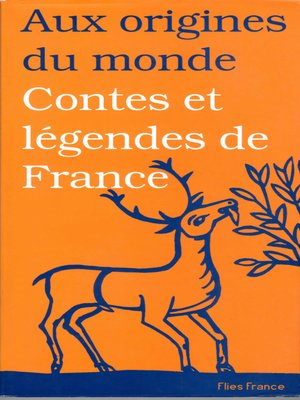 cover image of Contes et légendes de France
