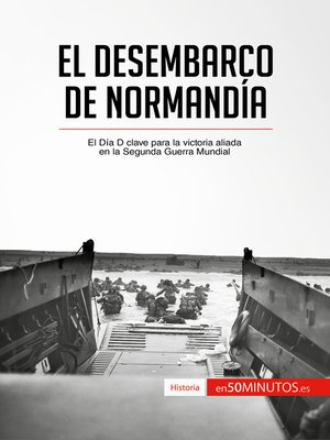 cover image of El desembarco de Normandía