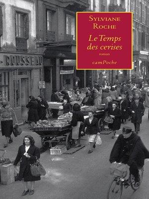 cover image of Le Temps des cerises