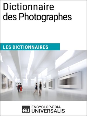 cover image of Dictionnaire des Photographes