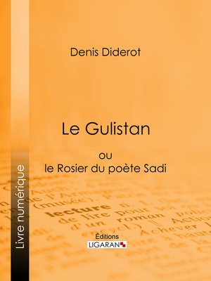 cover image of Le Gulistan
