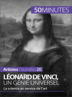 cover image of Léonard de Vinci, un génie universel