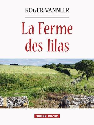 cover image of La Ferme des lilas