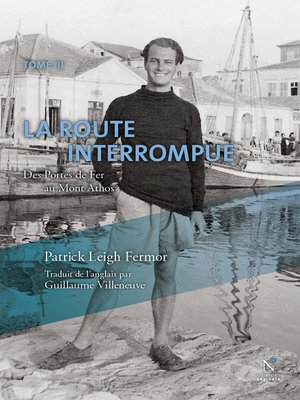 cover image of La route interrompue