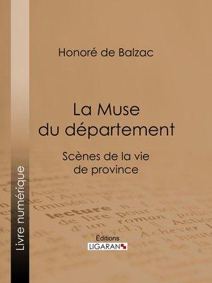 cover image of La Muse du département