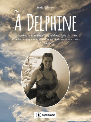 cover image of À Delphine