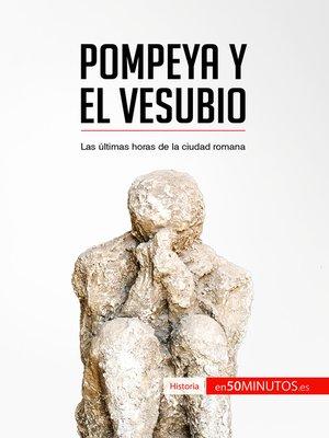 cover image of Pompeya y el Vesubio