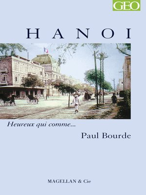 cover image of Hanoi