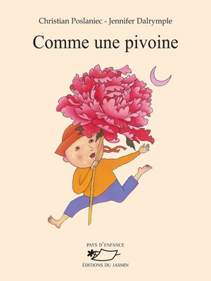 cover image of Comme une pivoine