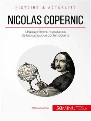 cover image of Nicolas Copernic