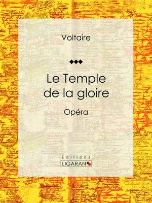 cover image of Le Temple de la gloire