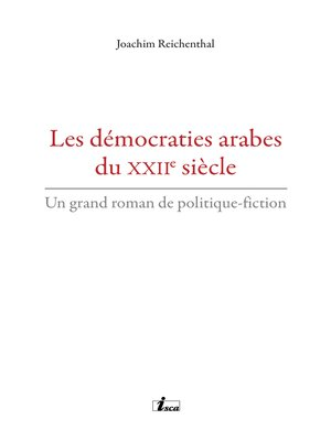 cover image of Les démocraties arabes du XXIIe siècle