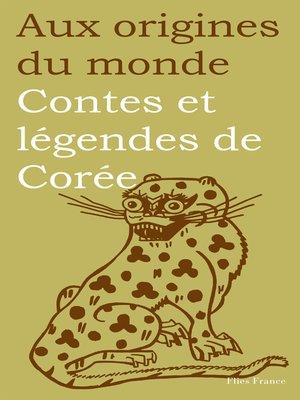 cover image of Contes et légendes de Corée