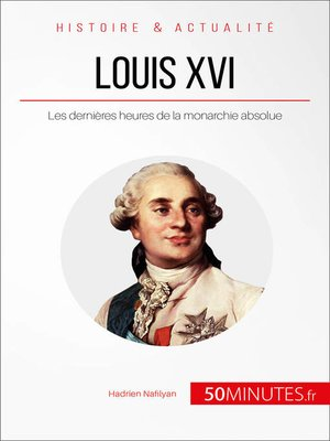 cover image of Louis XVI