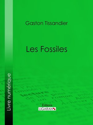 cover image of Les Fossiles