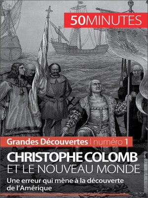 cover image of Christophe Colomb et le Nouveau Monde