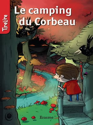 cover image of Le camping du Corbeau