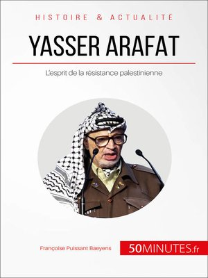 cover image of Yasser Arafat