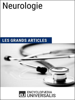 cover image of Neurologie