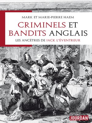 cover image of Criminels et bandits anglais