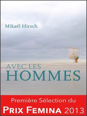 cover image of Avec les hommes
