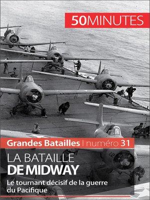 cover image of La bataille de Midway
