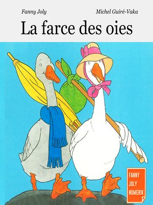 cover image of La farce des oies
