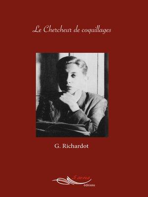 cover image of Le chercheur des coquillages